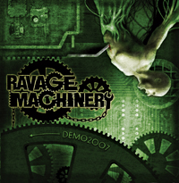Ravage Machinery - Demo 2007 (2007)