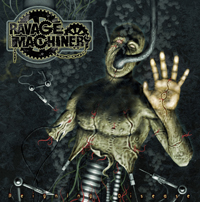 Ravage Machinery - Reigning Disease (2009)