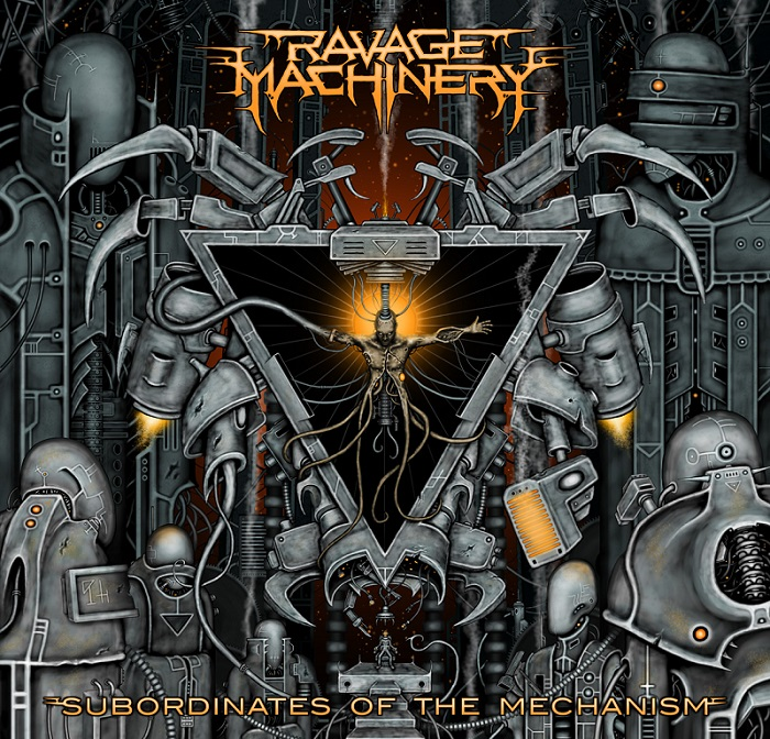 Ravage Machinery - Subordinates of the Mechanism
